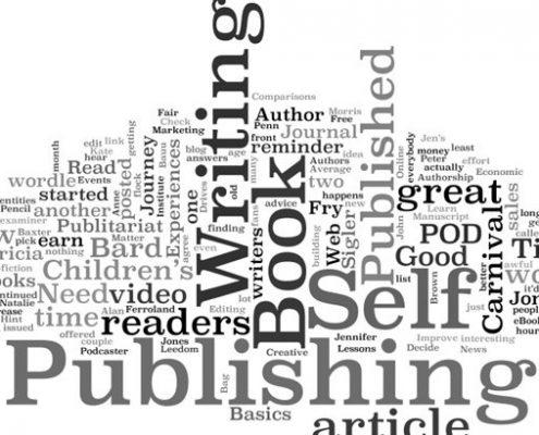 semi-self-publishing